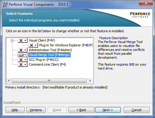 james mckay dot net » Perforce Merge: a very nice free replacement